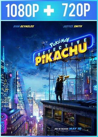 Pokémon Detective Pikachu (2019) HD 1080p y 720p Latino Dual