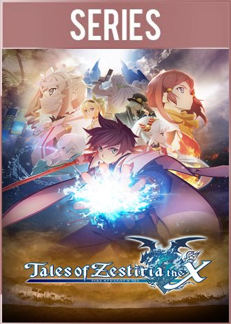 Tales of Zestiria the X Temporada 1 HD 720p Latino Dual