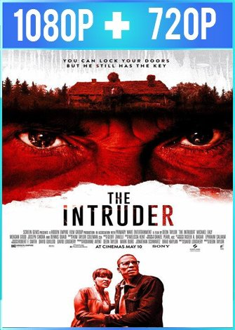 The Intruder [Intruso] (2019) HD 1080p y 720p Latino Dual