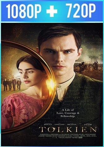 Tolkien (2019) HD 1080p y 720p Latino Dual