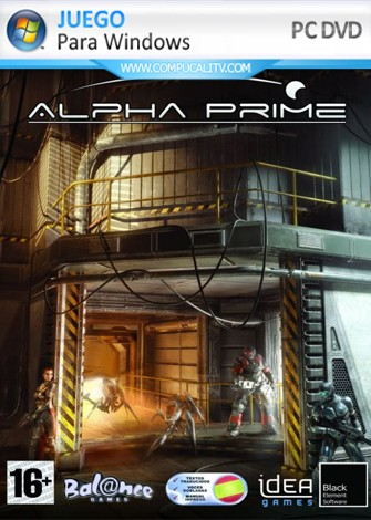 Alpha Prime (2007) PC Full Español