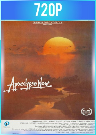 Apocalypse Now (1979) BRRip HD 720p Latino Dual