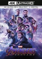 Avengers Endgame (2019) 4K Ultra HD Latino Dual