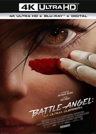 Battle Angel la última guerrera (2019) 4K Ultra HD Latino Dual