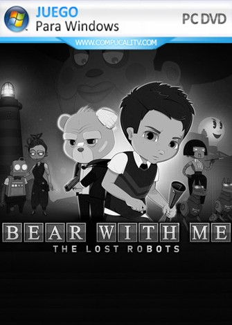 Bear With Me The Lost Robots PC Full Español