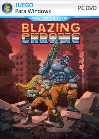 Blazing Chrome PC Full Español