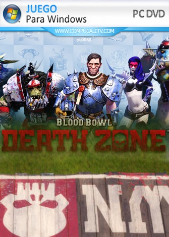Blood Bowl Death Zone PC Full Español