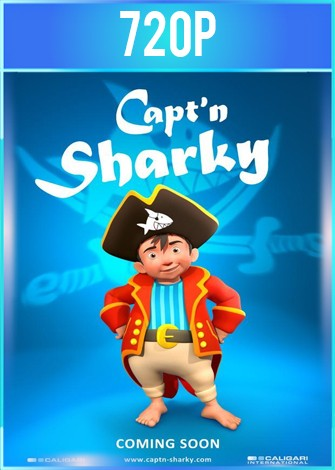 Capitán Sharky (2018) HD 720p Latino Dual