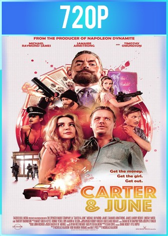 Carter & June (2017) HD 720p Latino Dual
