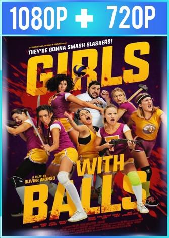 Chicas con pelotas (2018) HD 1080p y 720p Latino Dual