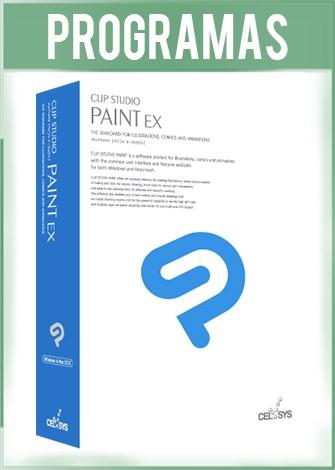Clip Studio Paint EX Versión 1.9.2 Español