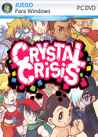 Crystal Crisis PC Full