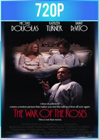 La guerra de los Rose (1989) HD 720p Latino Dual