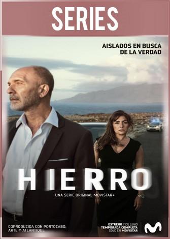 Hierro Temporada 1 Completa HD 720p Castellano