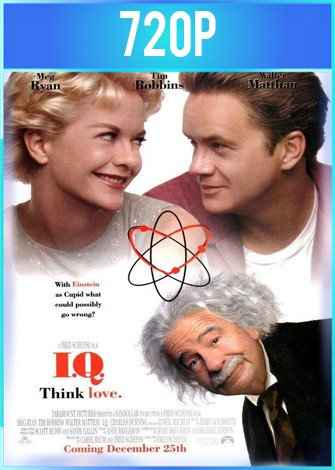 I.Q. [Formula para amar] (1994) BRRip HD 720p Latino Dual