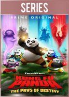 Kung Fu Panda The Paws of Destiny Temporada 1 Completa HD 720p Latino Dual