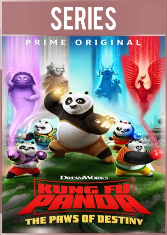 Kung Fu Panda The Paws of Destiny Temporada 1 Completa HD 720p Latino Dual