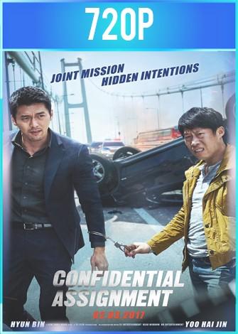 Misión secreta (2017) HD 720p Latino Dual