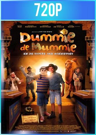 La Momia Dummie, y la Tumba de Achnetut (2017) HD 720p Latino Dual