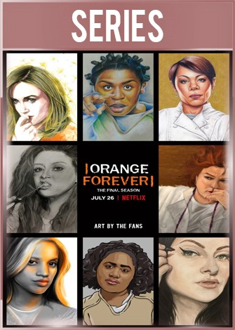Orange Is the New Black Temporada 7 Completa HD 720p Latino Dual