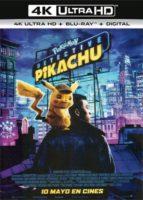 Pokémon: Detective Pikachu (2019) 4K Ultra HD Latino Dual