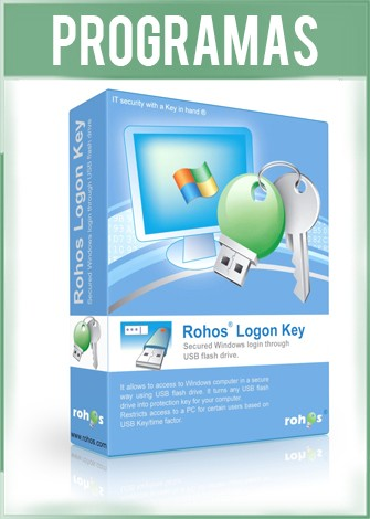 Rohos Logon Key 4.3 Full Español