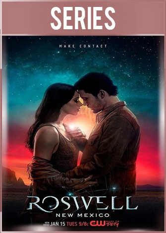 Roswell New Mexico Temporada 1 Completa HD 720p Latino Dual