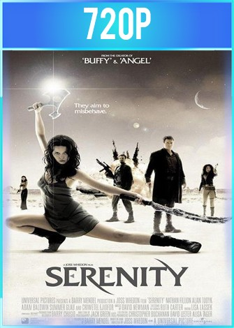 Serenity (2005) BRRip HD 720p Latino Dual