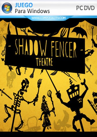 Shadow Fencer Theatre PC Full Español