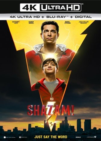 ¡Shazam! (2019) 4K Ultra HD Latino Dual