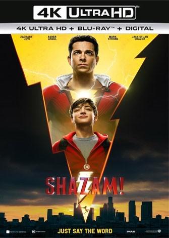 ¡Shazam! (2019) 4K Ultra HD Latino Dual