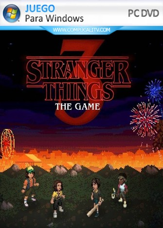 Stranger Things 3 The Game PC Full Español