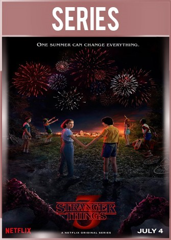 Stranger Things Temporada 3 Completa HD 720p Latino Dual