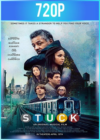 Stuck (2017) HD 720p Latino Dual