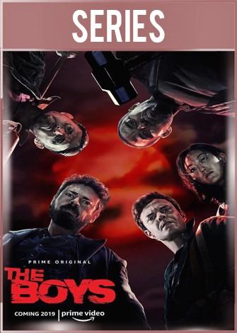 The Boys Temporada 1 Completa HD 720p Latino Dual