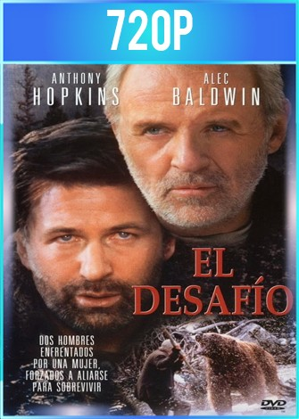 The Edge [Al Filo del Peligro] (1997) BRRip HD 720p Latino Dual
