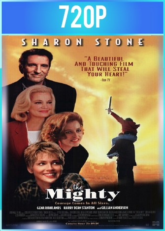 The Mighty [El poderoso] (1998) BRRip HD 720p Latino Dual
