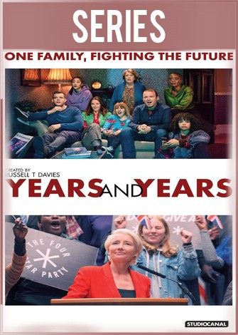 Years and Years Temporada 1 Completa HD 720p Latino Dual