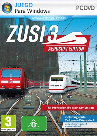 ZUSI 3 Aerosoft Edition PC Full