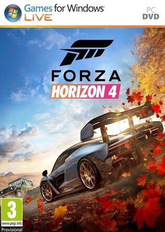 Forza Horizon 4 PC Full Español (Windows 10)