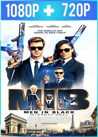 Hombres de negro MIB internacional (2019) HD 1080p y 720p Latino Dual