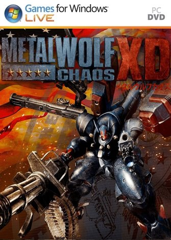 Metal Wolf Chaos XD (2019) PC Full Español