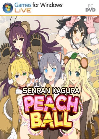 SENRAN KAGURA Peach Ball (2019) PC Full