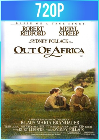África mía (1985) BRRip HD 720p Latino Dual