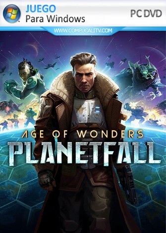 Age of Wonders: Planetfall PC Full Español