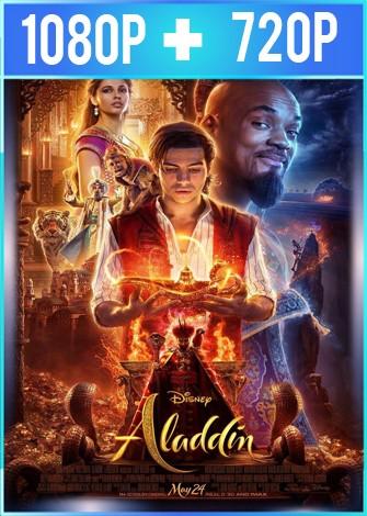 Aladdín (2019) HD 1080p y 720p Latino Dual