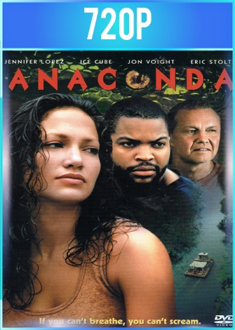 Anaconda (1997) BRRip HD 720p Latino Dual