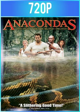 Anaconda 2: en busca de la orquídea sangrienta (2004) HD 720p Latino Dual