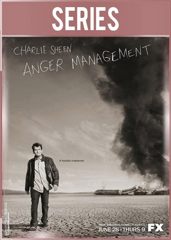Anger Management Temporada 1 Completa HD 720p Latino Dual
