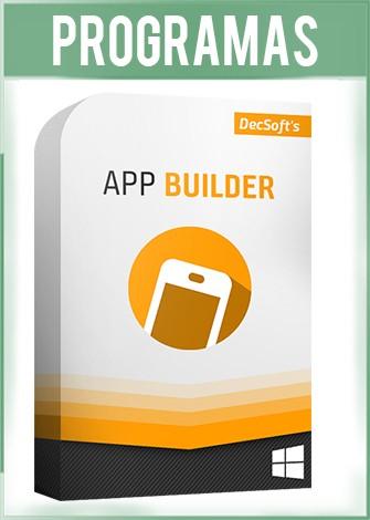 App Builder Full Español Versión 2019.45 - Software para crear aplicaciones